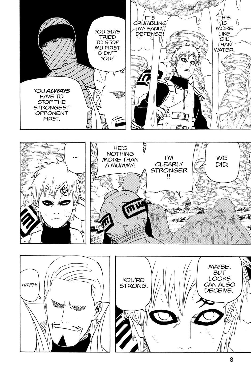 Naruto, Chapter 556 image 009