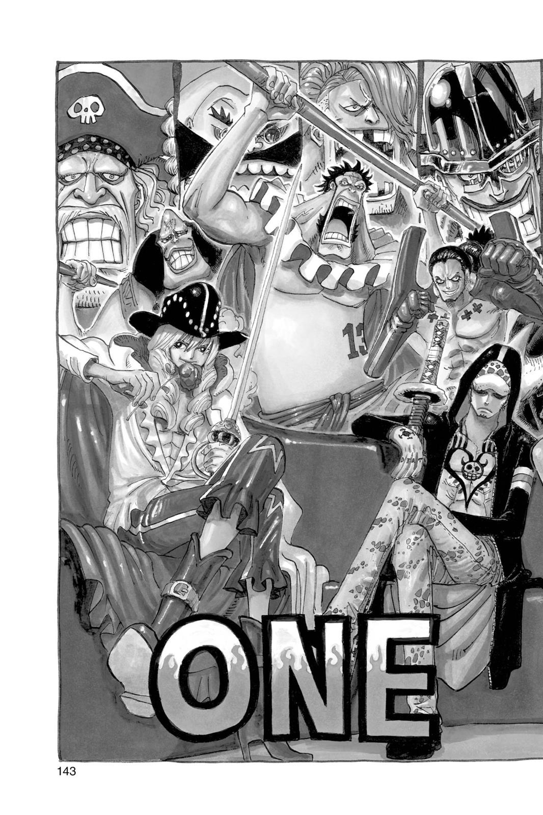 One Piece, Chapter 750 image 002