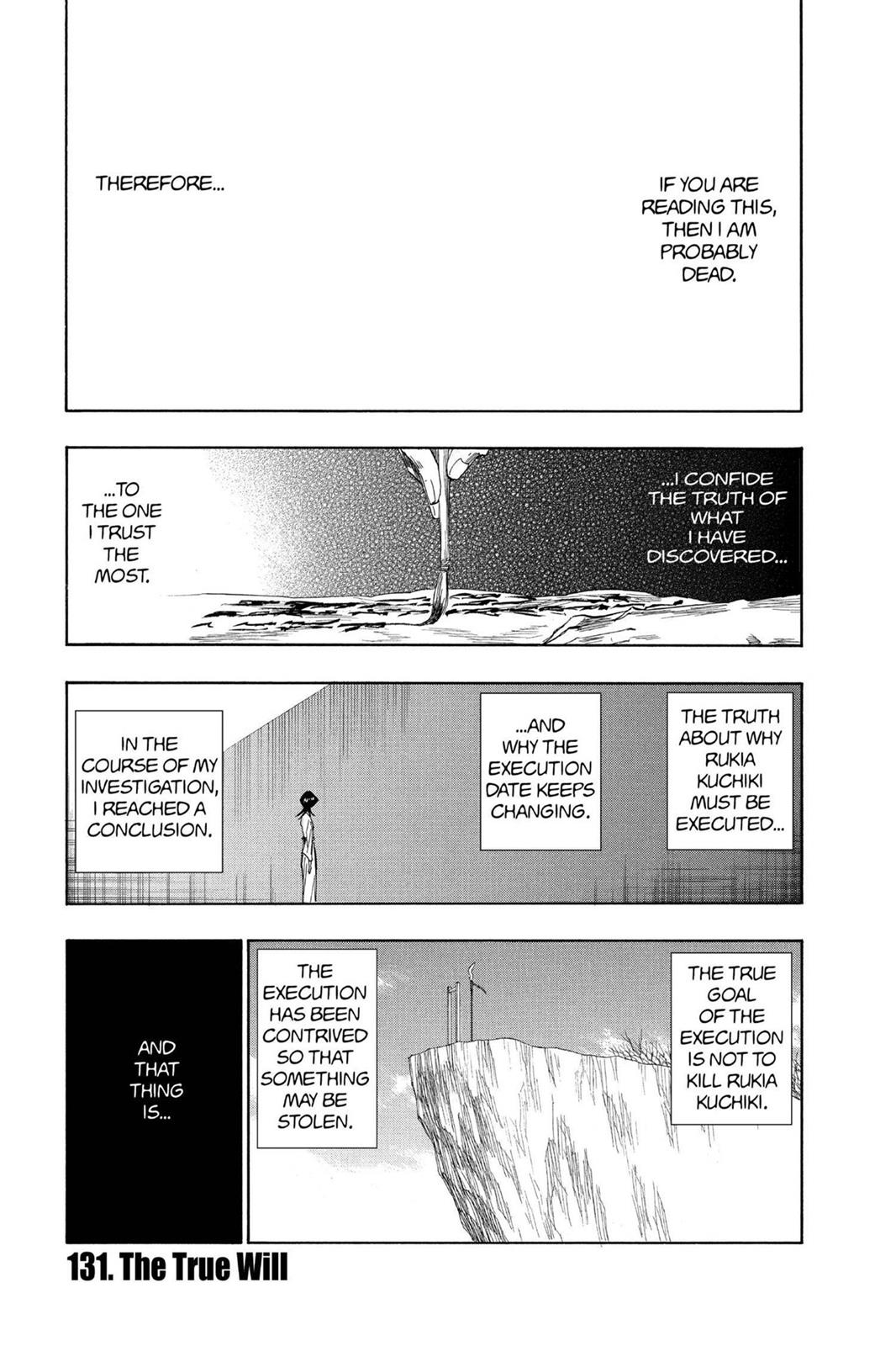 Bleach, Chapter 131 image 008