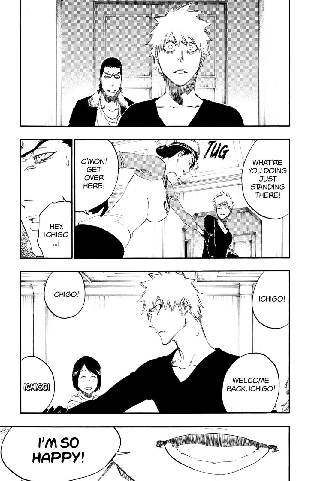 Bleach, Chapter 455 image 007