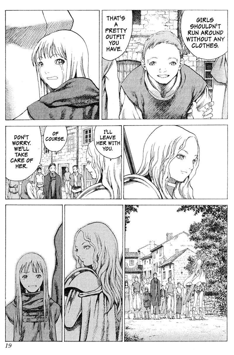 Claymore, Chapter 16 image 018