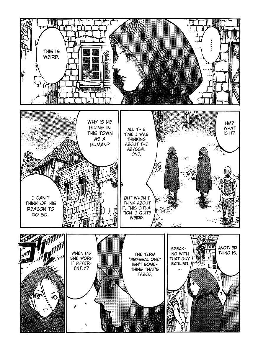 Claymore, Chapter 86 image 021