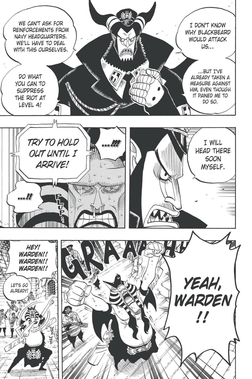 One Piece, Chapter 542 image 016