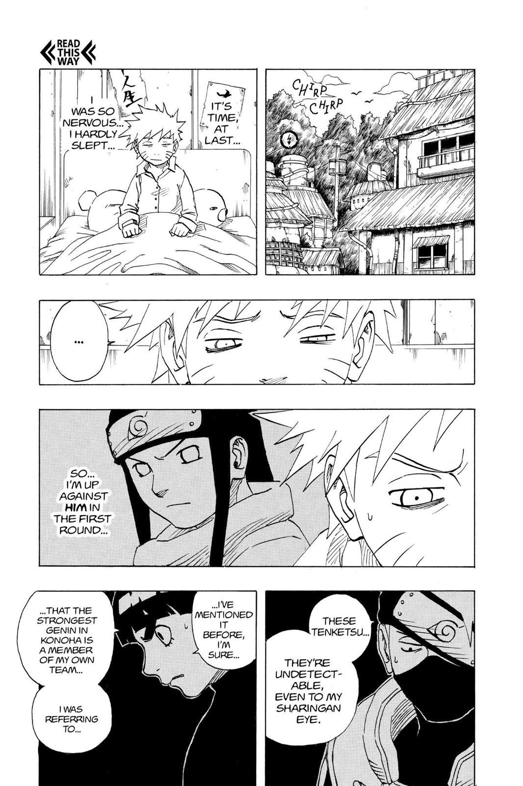 Naruto, Chapter 98 image 006