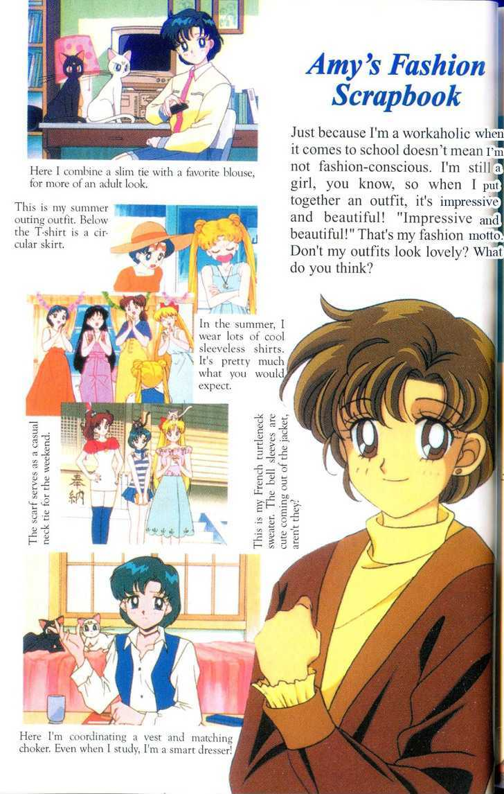 Sailor Moon, Cahpter 2.1 image 018