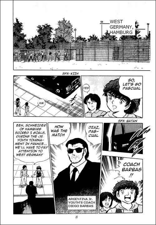 Captain Tsubasa, Chapter 88 image 031