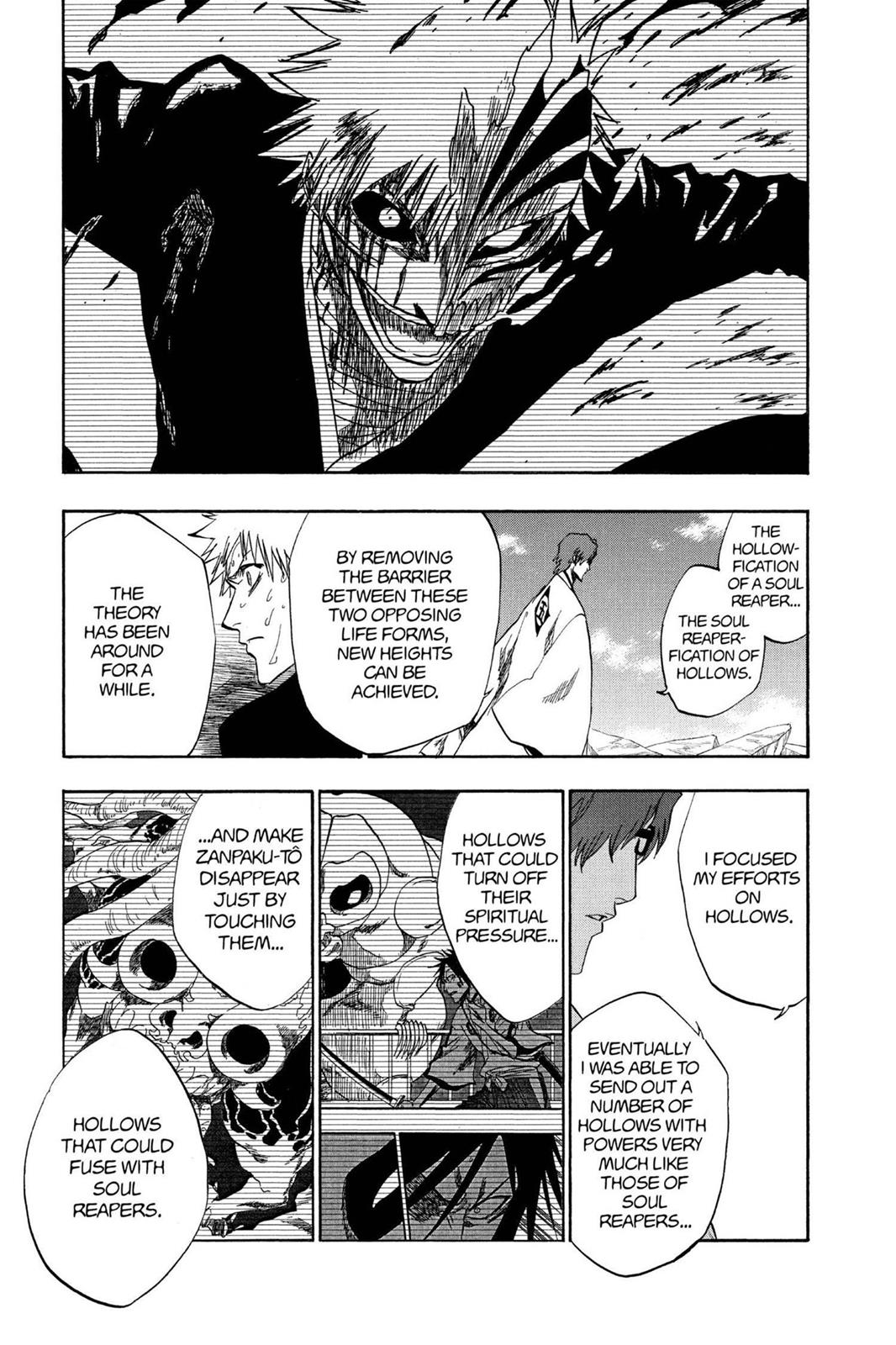 Bleach, Chapter 175 image 011