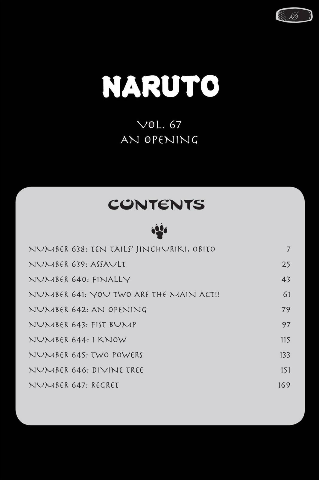 Naruto, Chapter 638 image 007