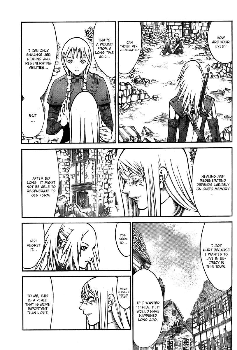Claymore, Chapter 79 image 004