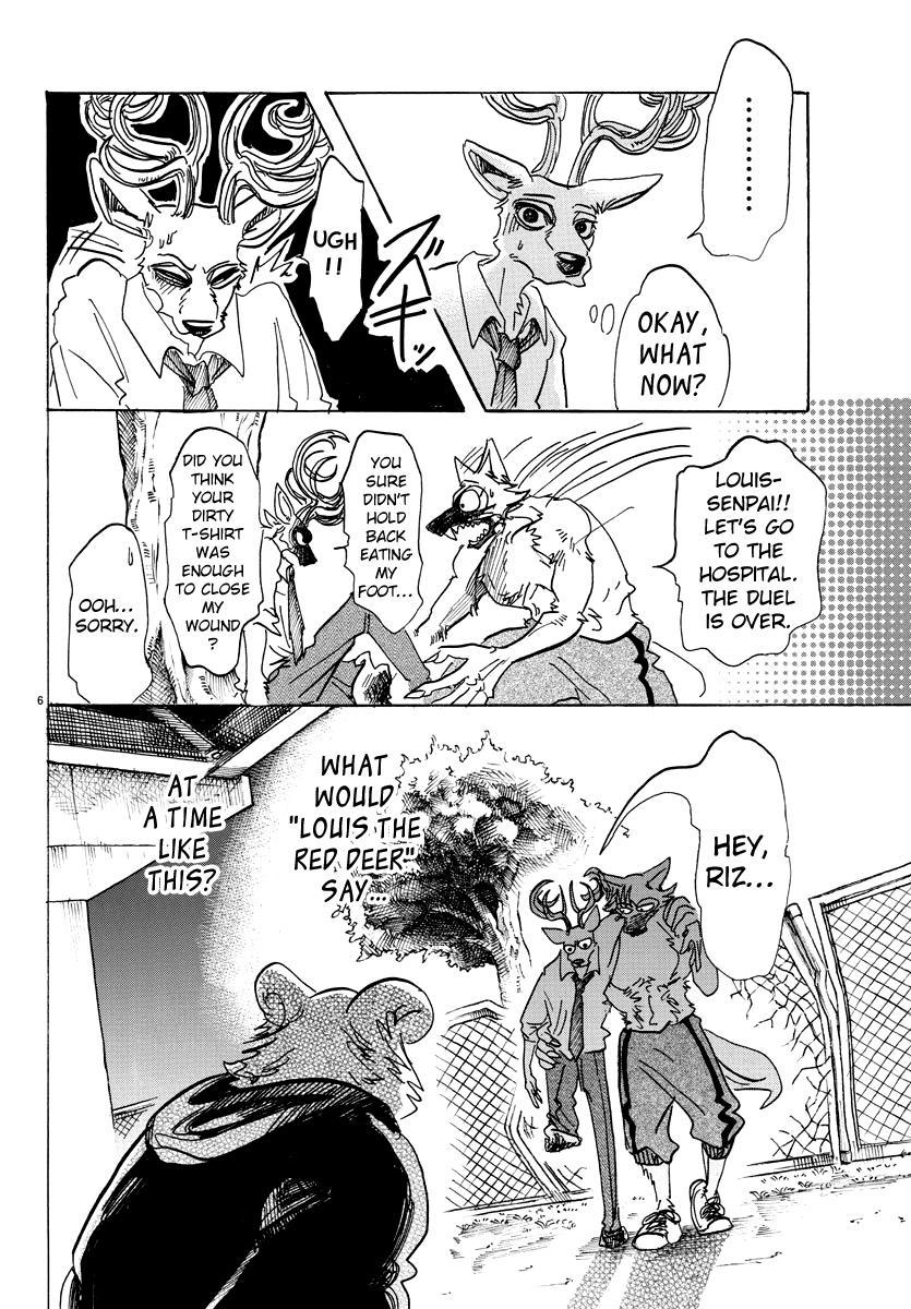 Beastars Manga, Chapter 97 image 007