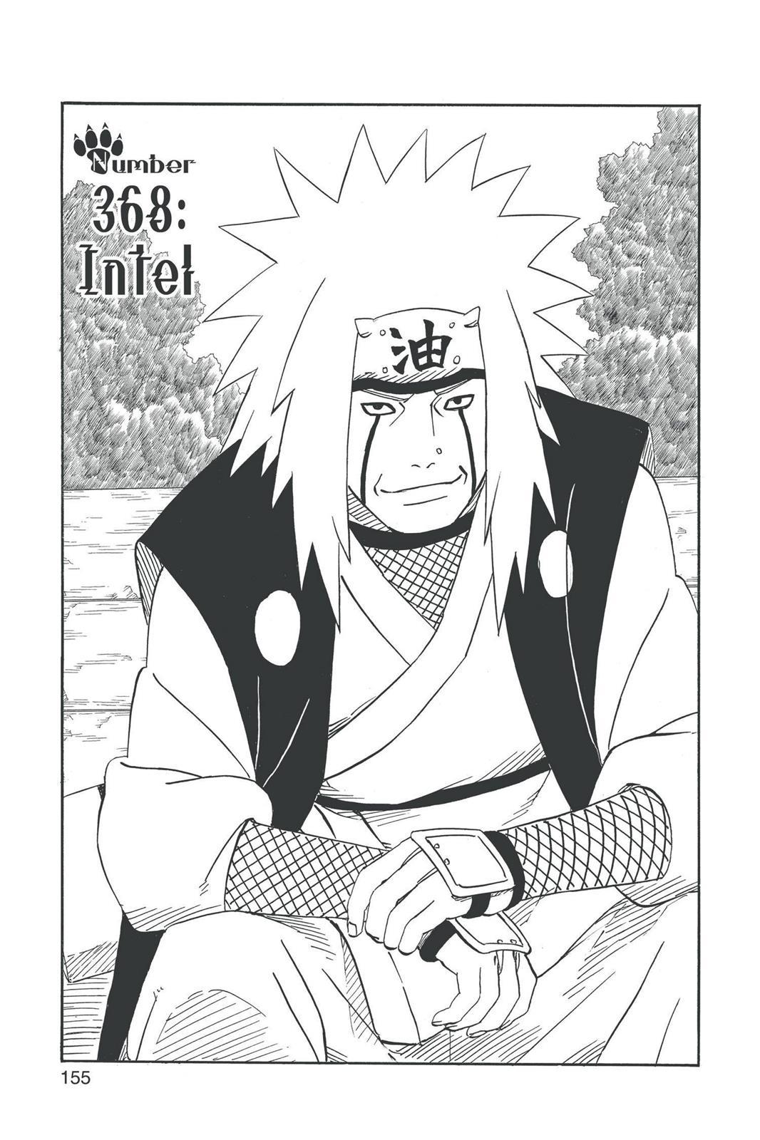 Naruto, Chapter 368 image 001