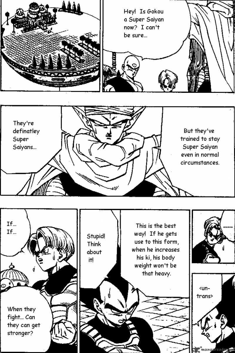 Dragon Ball, Chapter 391 image 007