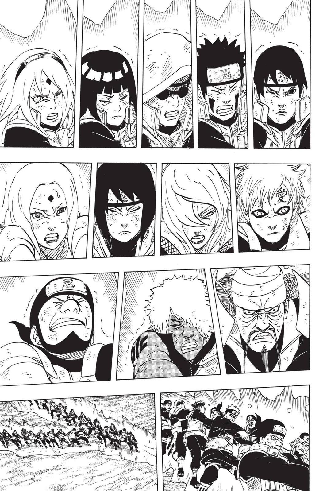 Naruto, Chapter 654 image 011