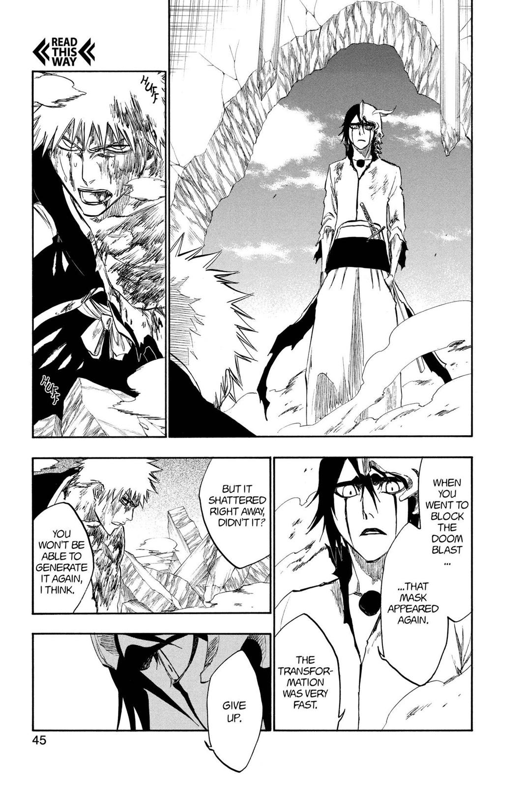 Bleach, Chapter 271 image 013
