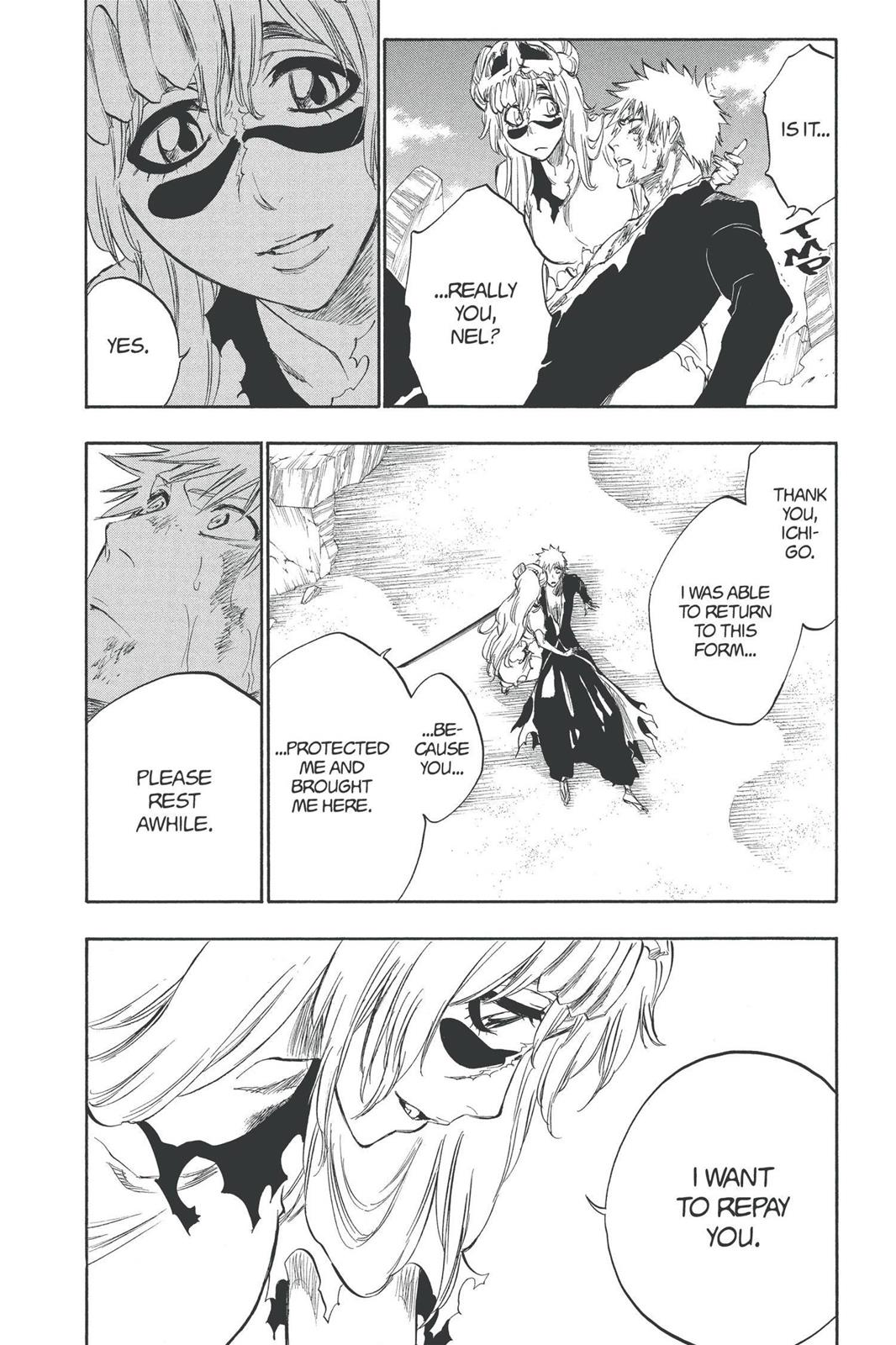 Bleach, Chapter 291 image 009