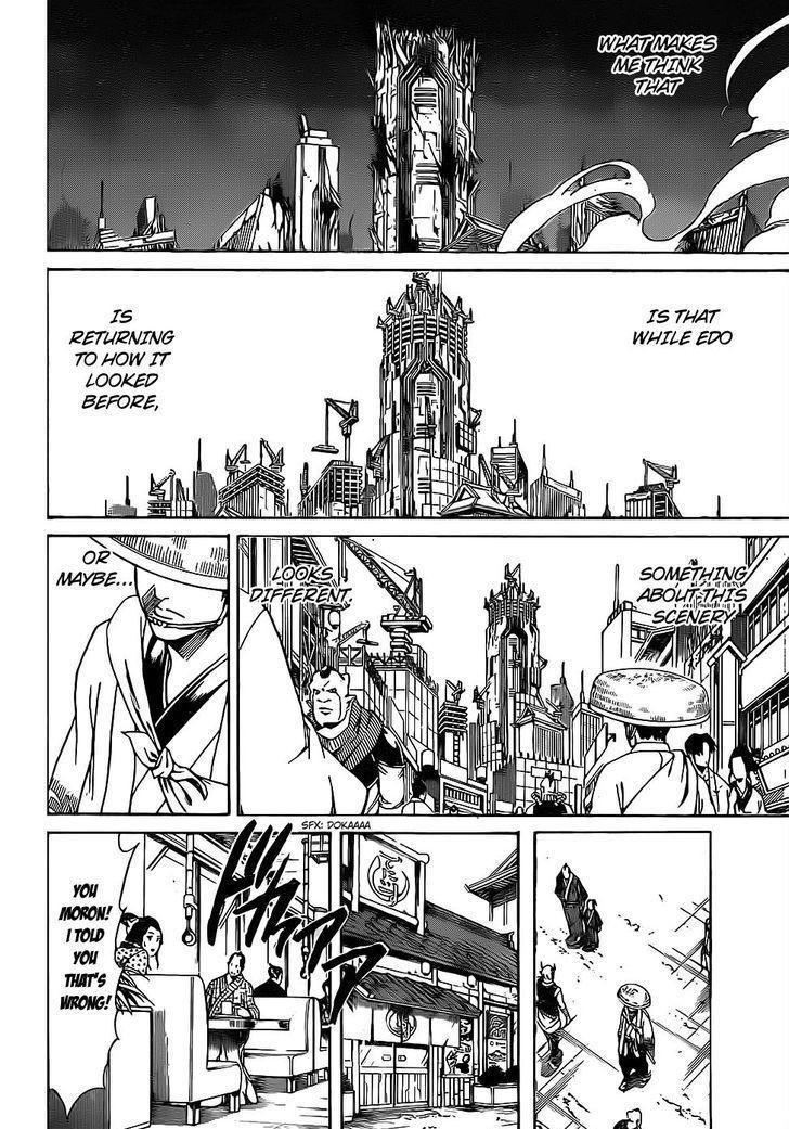 Gintama Chapter, 669 image 013