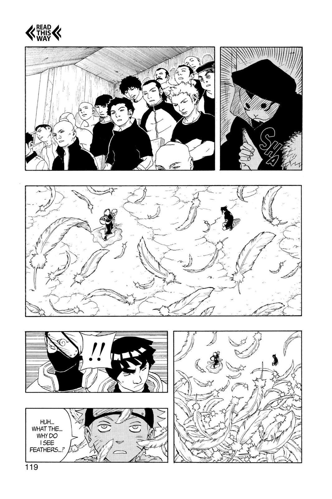 Naruto, Chapter 114 image 015