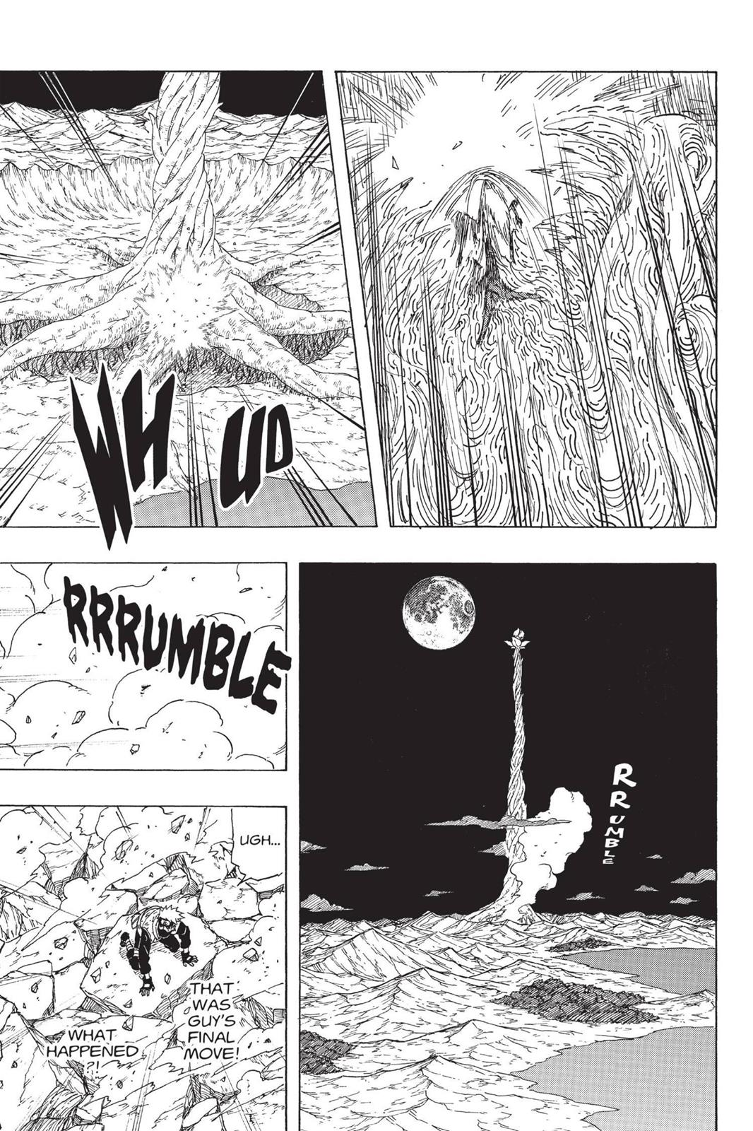 Naruto, Chapter 672 image 011