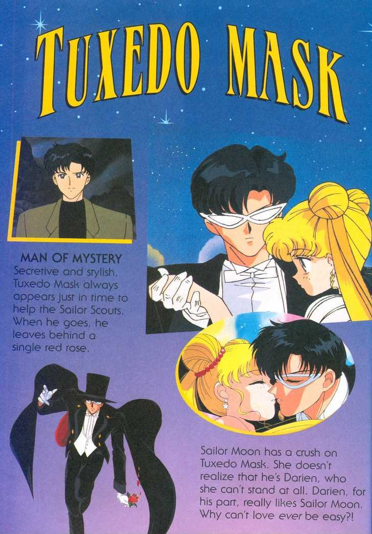Sailor Moon, Cahpter 2 image 015