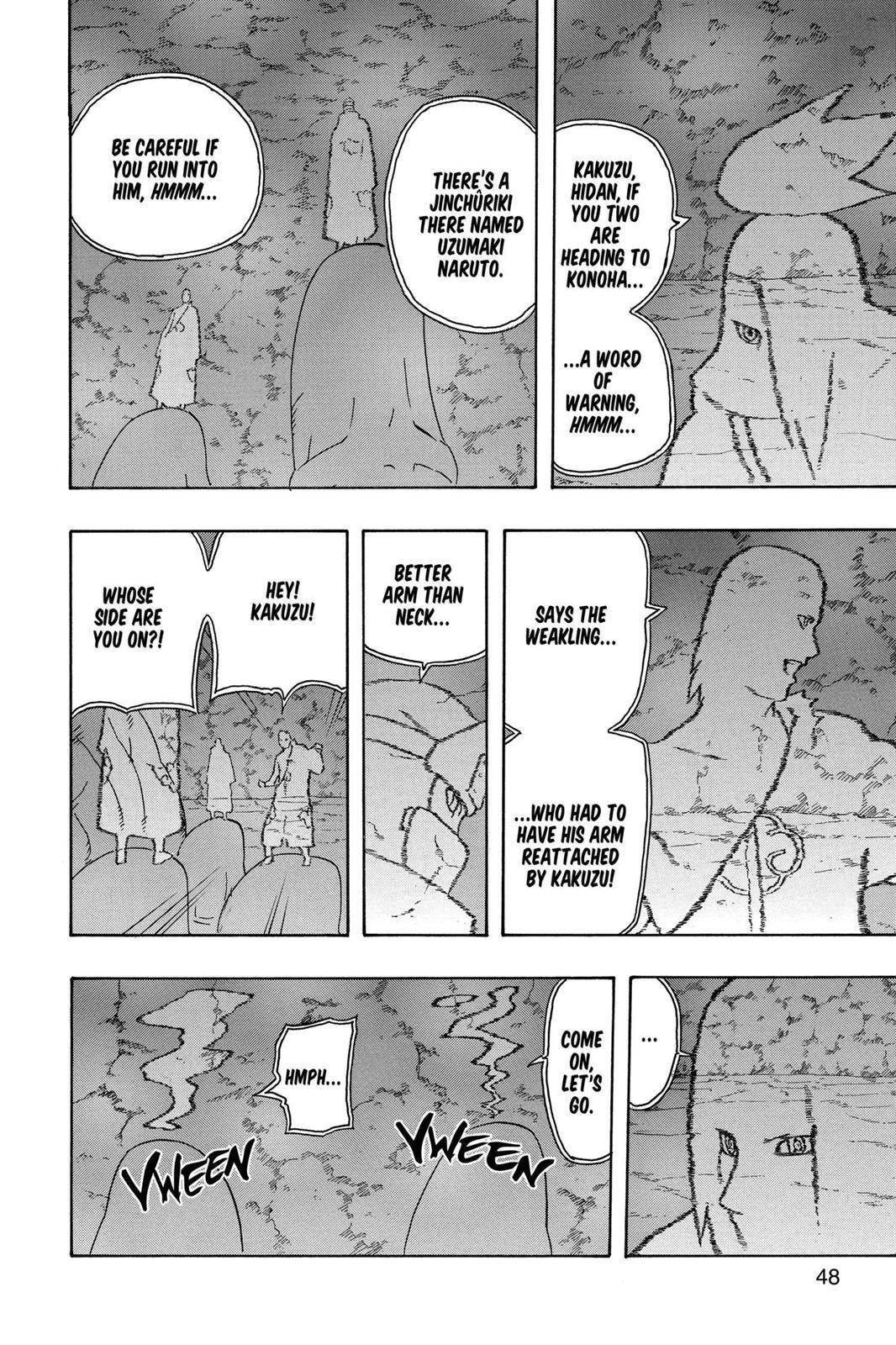 Naruto, Chapter 332 image 006