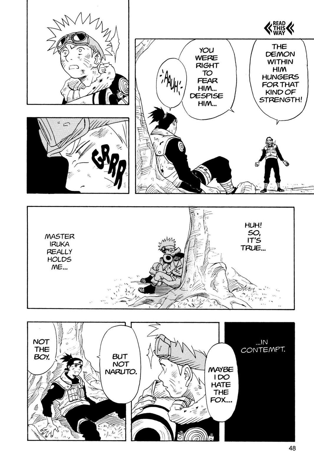 Naruto, Chapter 1 image 048