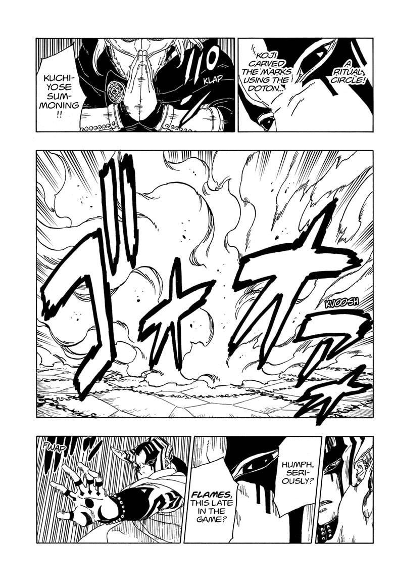 Boruto Manga, Chapter 46 image 039
