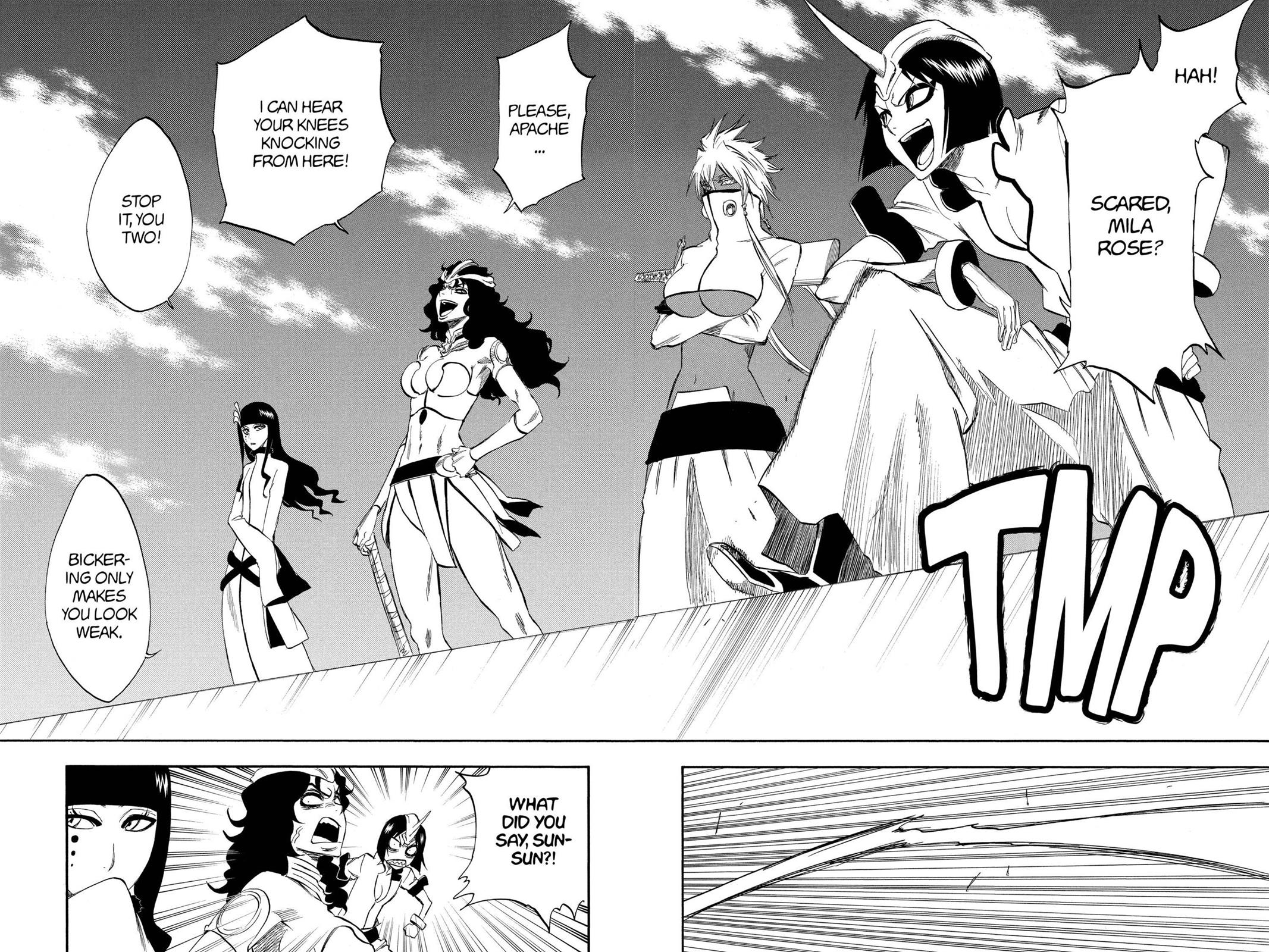 Bleach, Chapter 282 image 002