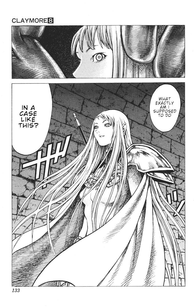 Claymore, Chapter 43 image 029