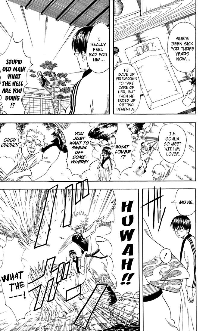 Gintama Chapter, 56 image 008