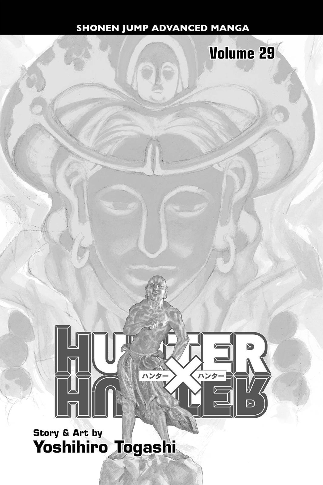 Hunter X Hunter, Chapter 301 image 004