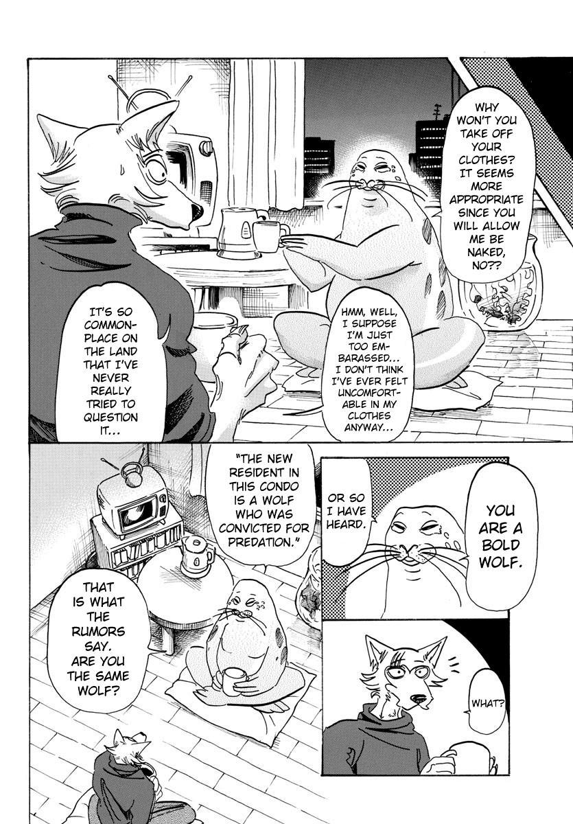 Beastars Manga, Chapter 109 image 016