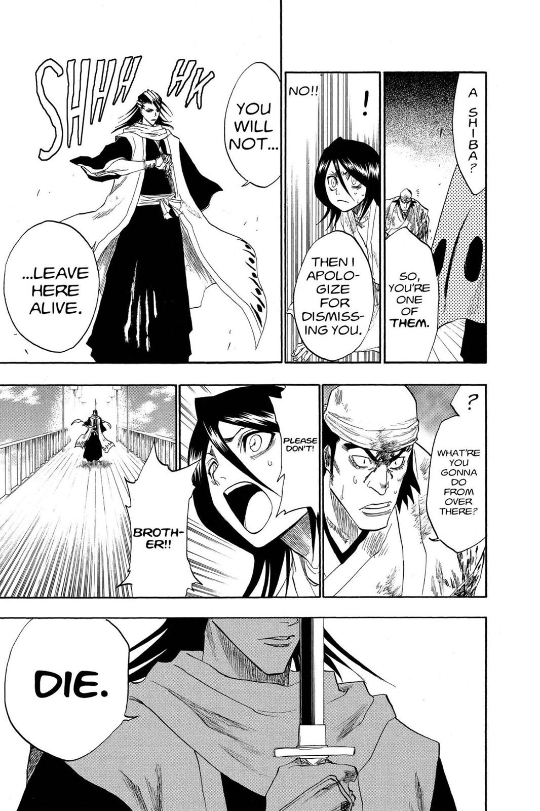 Bleach, Chapter 116 image 042