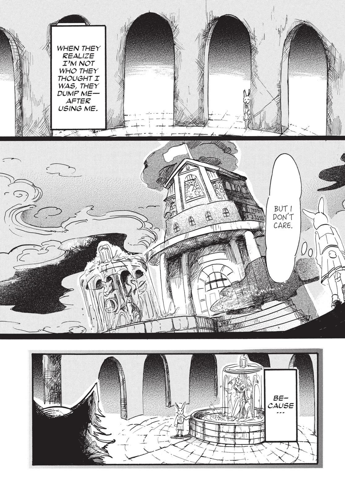 Beastars Manga, Chapter 4 image 016