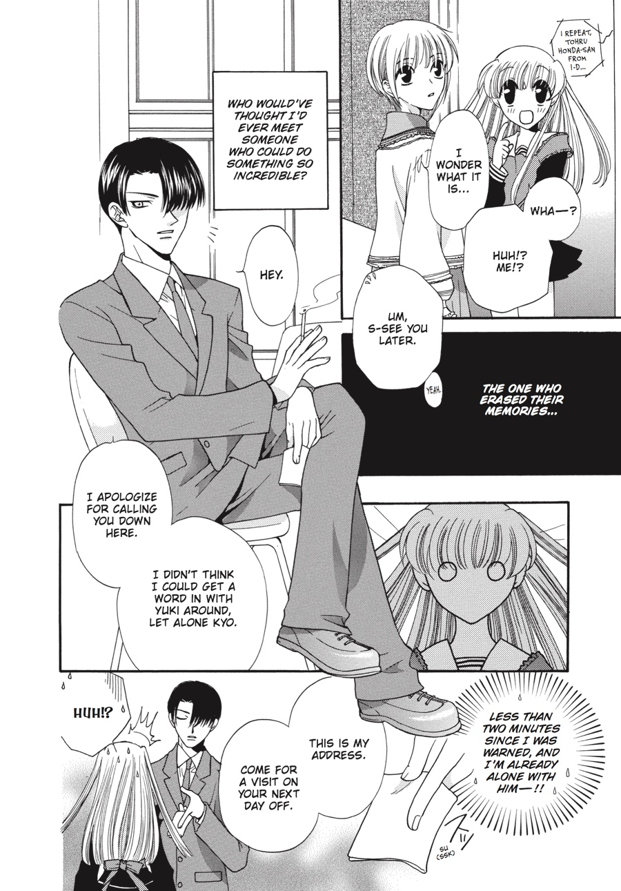 Fruits Basket, Chapter 9 image 028