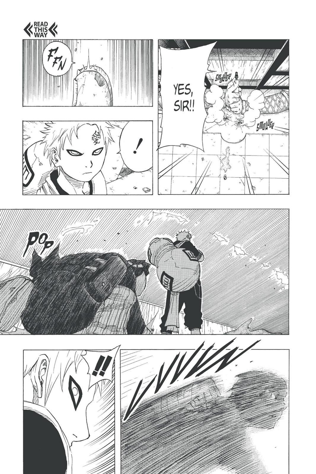 Naruto, Chapter 82 image 022
