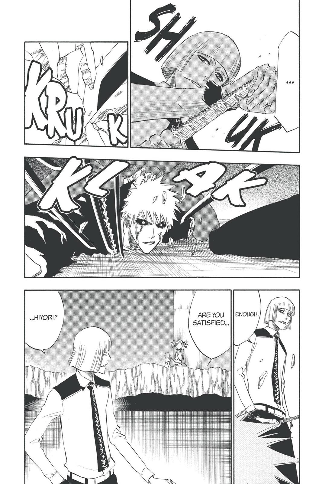 Bleach, Chapter 216 image 016