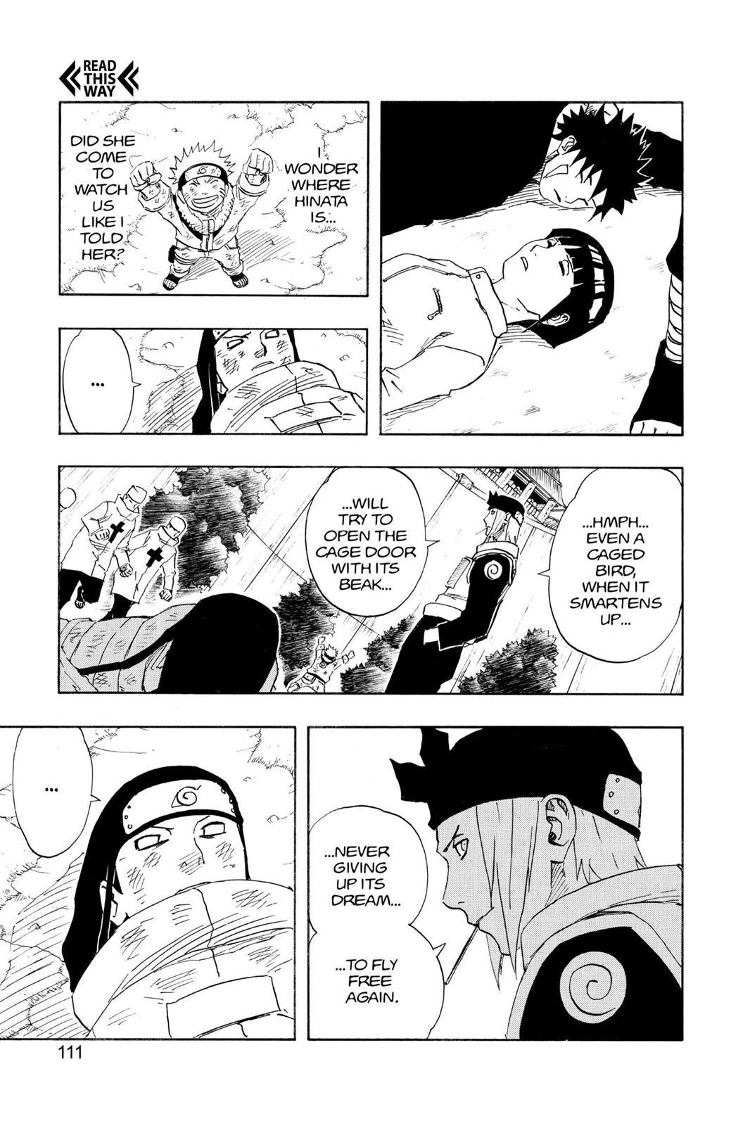 Naruto, Chapter 105 image 005