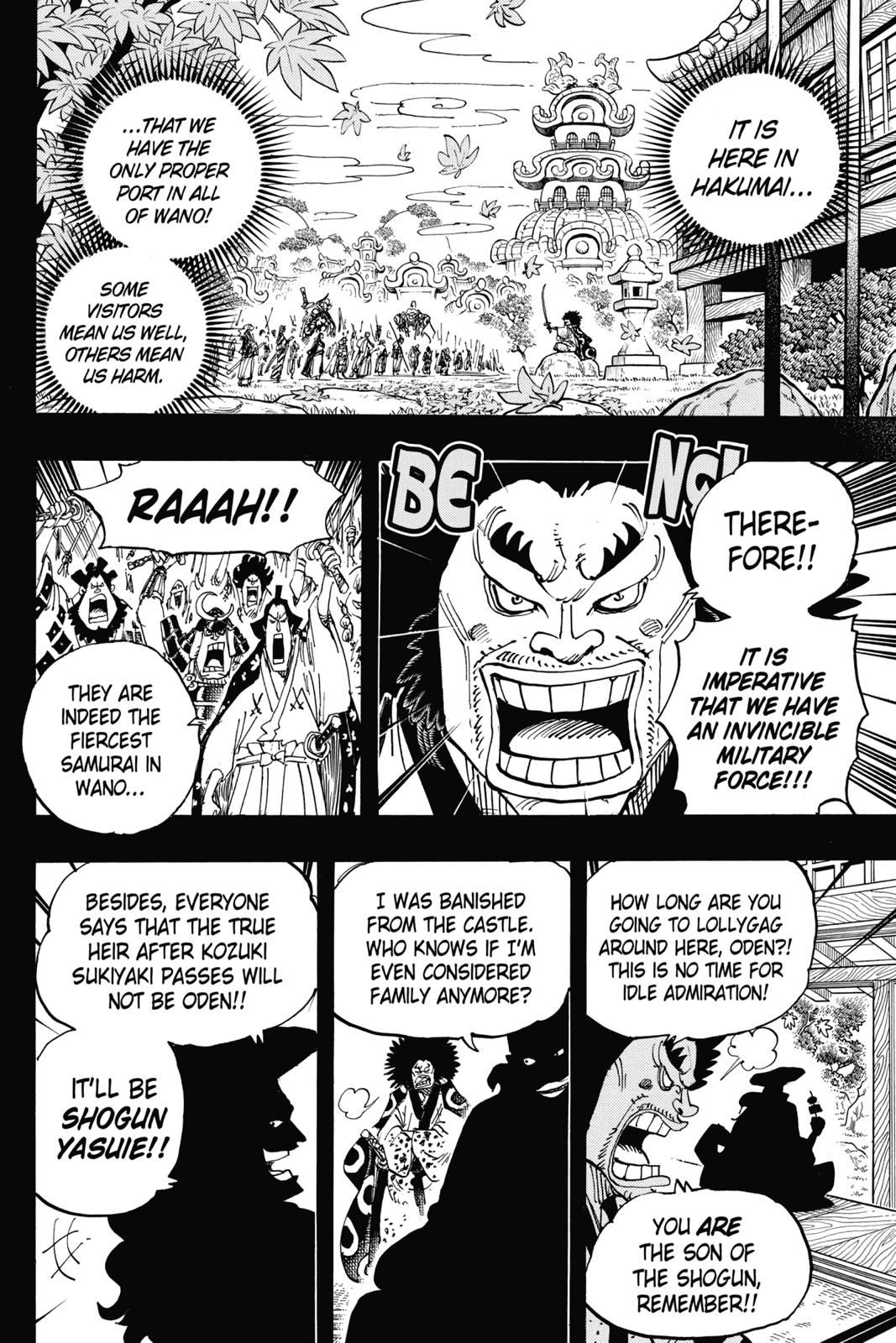 One Piece, Chapter 942 image 002