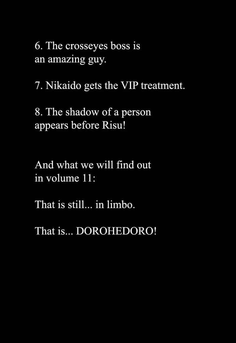 Dorohedoro, Chapter 61 image 044