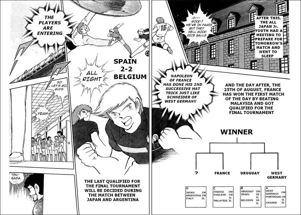 Captain Tsubasa, Chapter 93 image 025