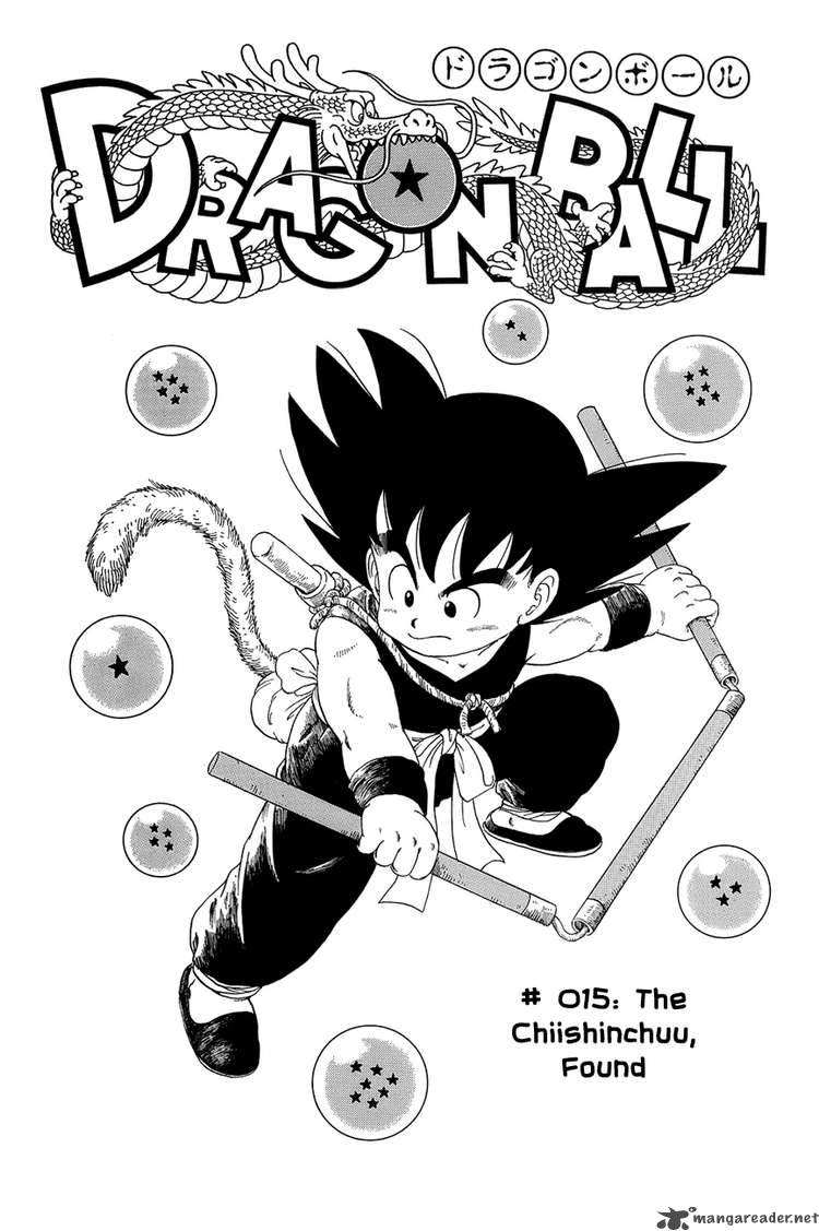 Dragon Ball, Chapter 15 image 005