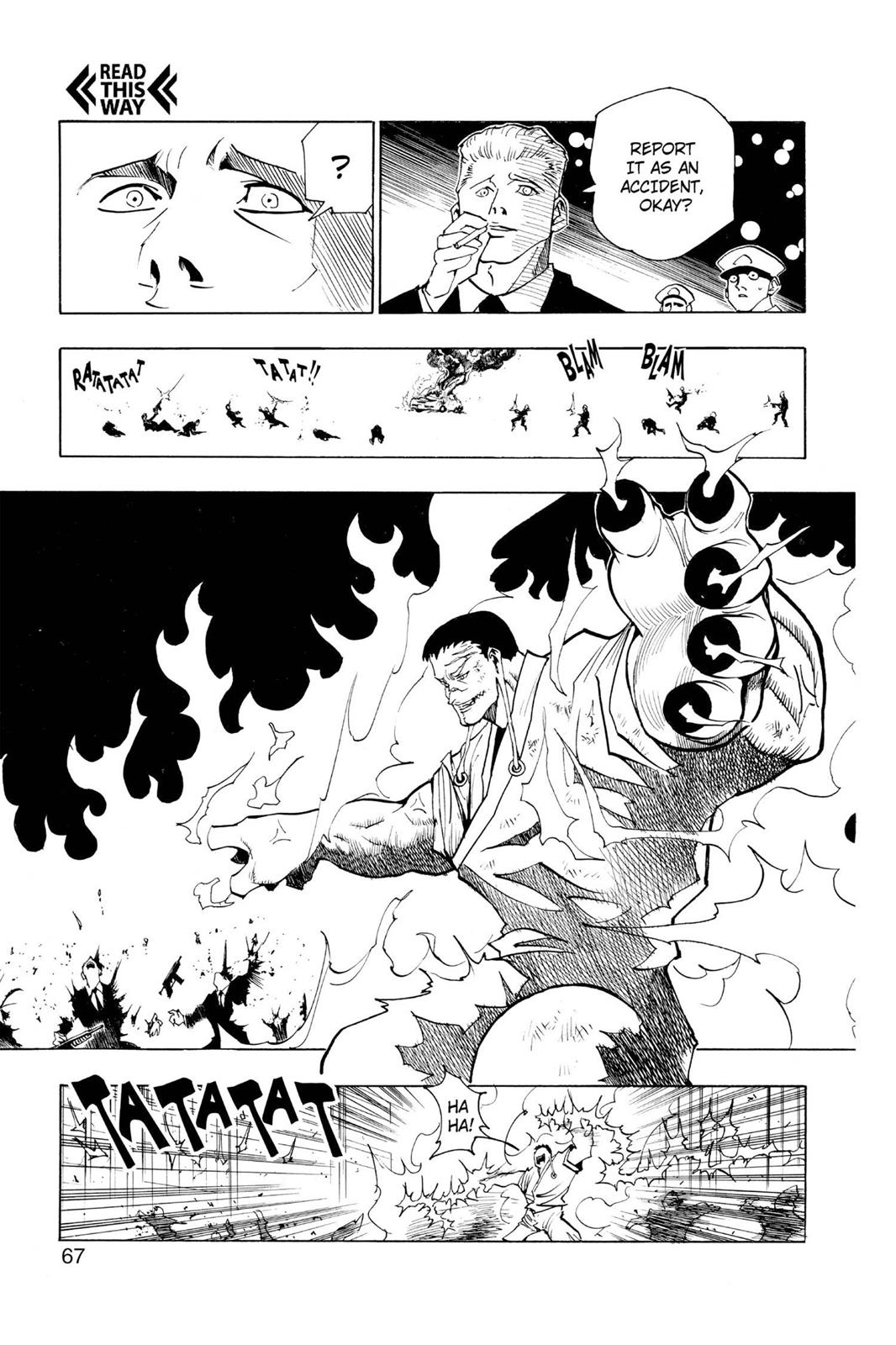 Hunter X Hunter, Chapter 97 image 005