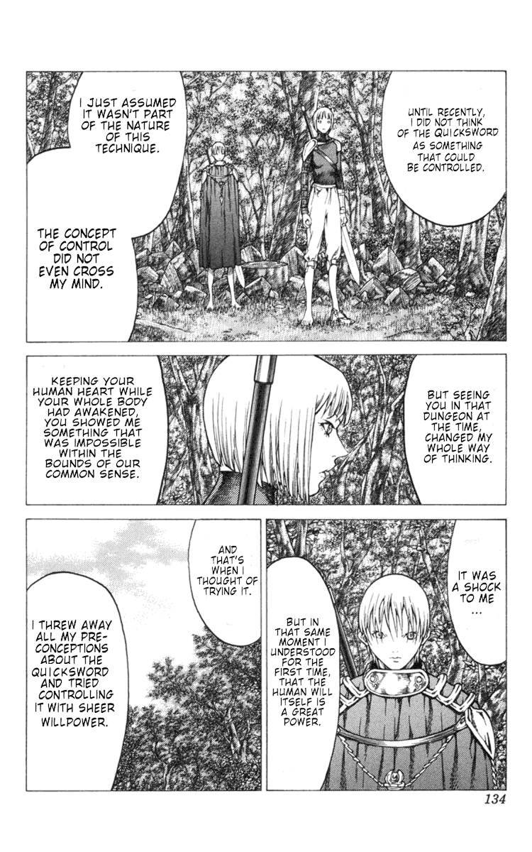 Claymore, Chapter 50 image 007