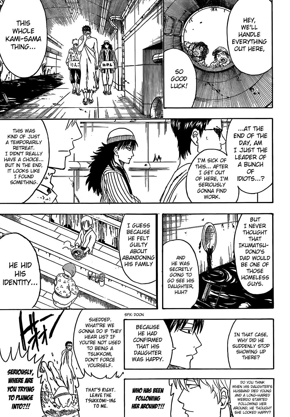 Gintama Chapter, 432 image 009