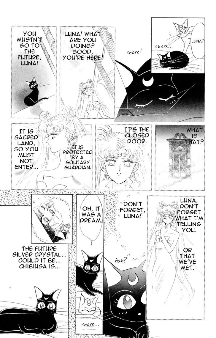 Sailor Moon, Cahpter 19 image 015