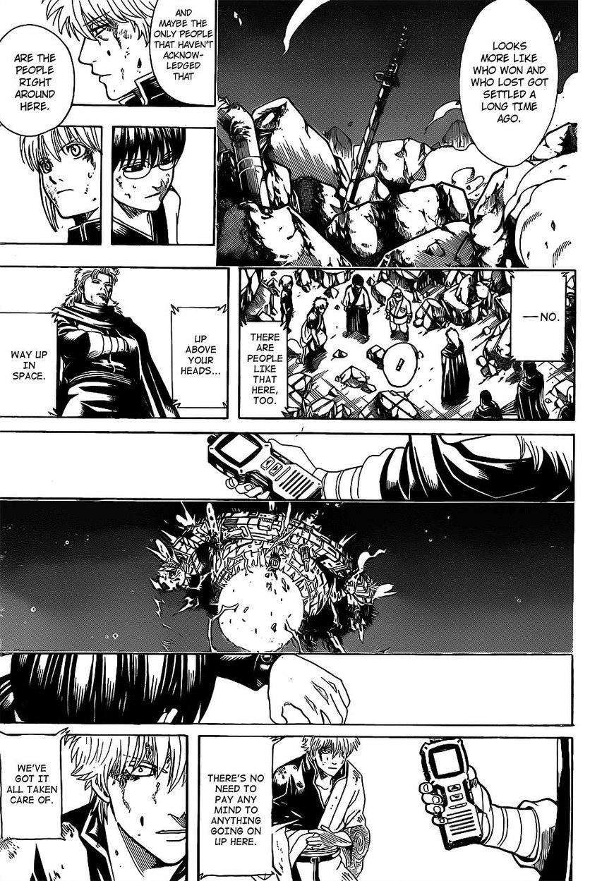 Gintama Chapter, 650 image 007