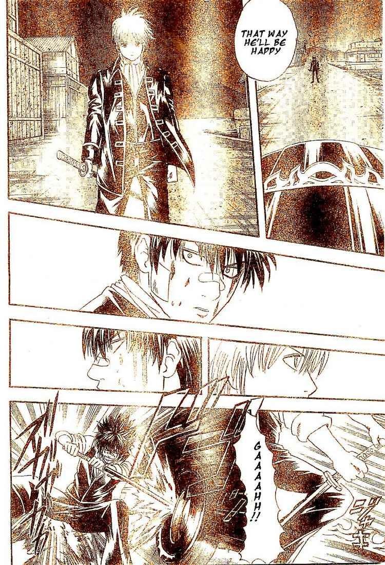 Gintama Chapter, 132 image 014