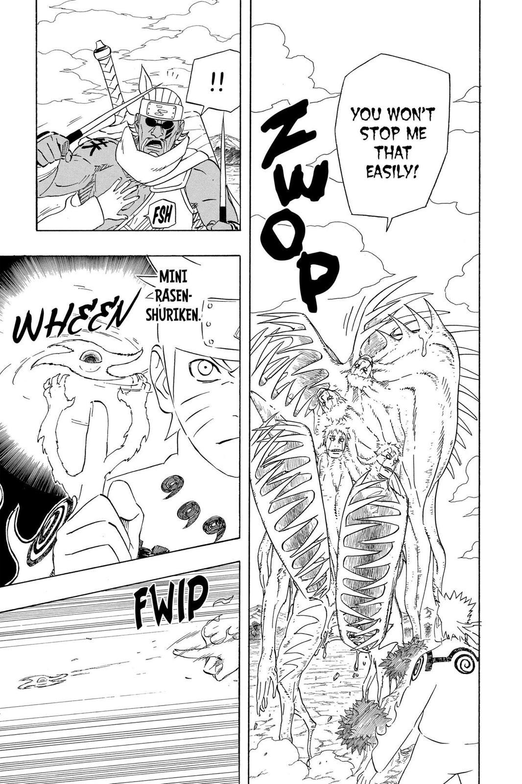 Naruto, Chapter 545 image 021
