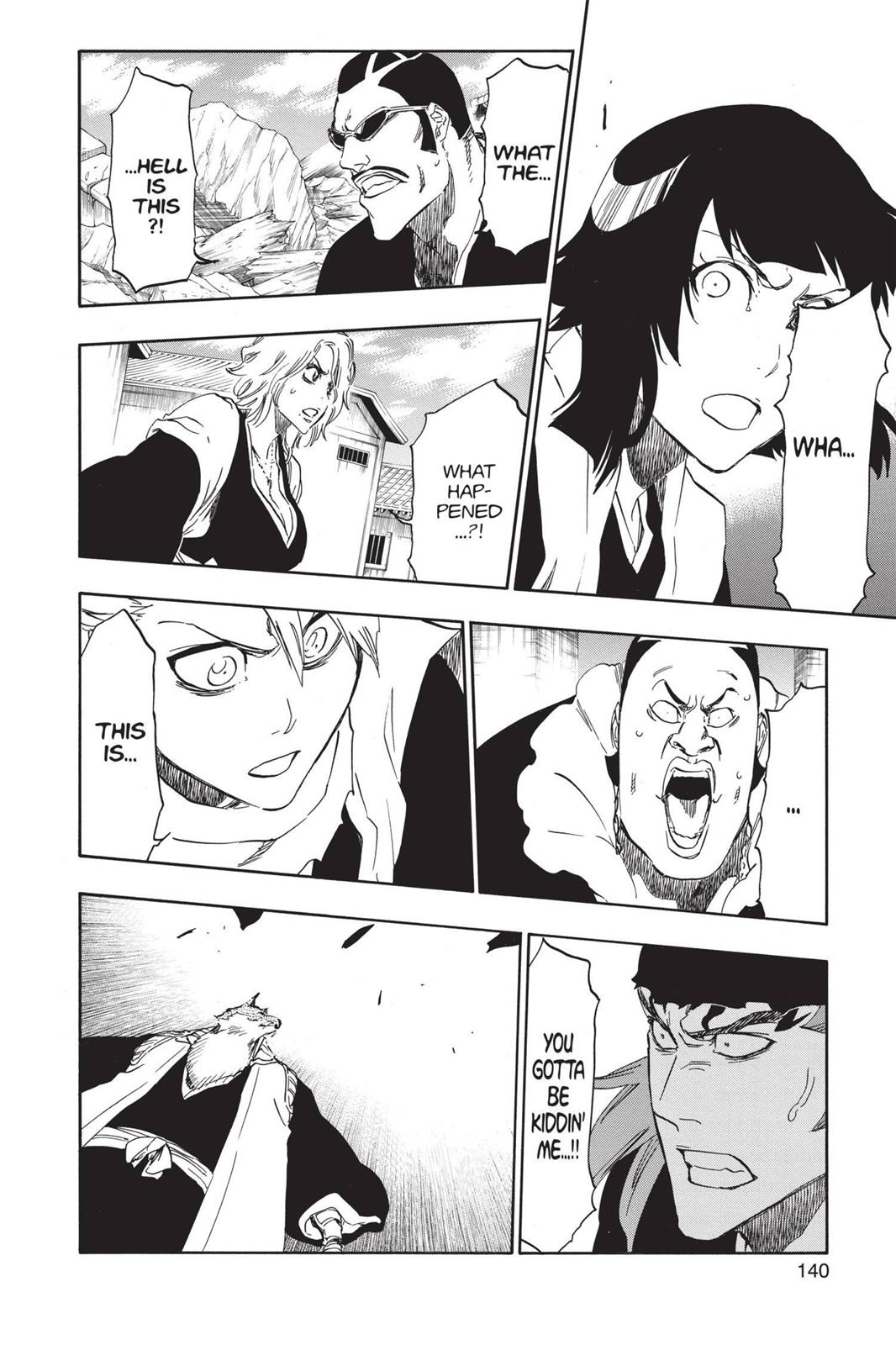 Bleach, Chapter 497 image 002