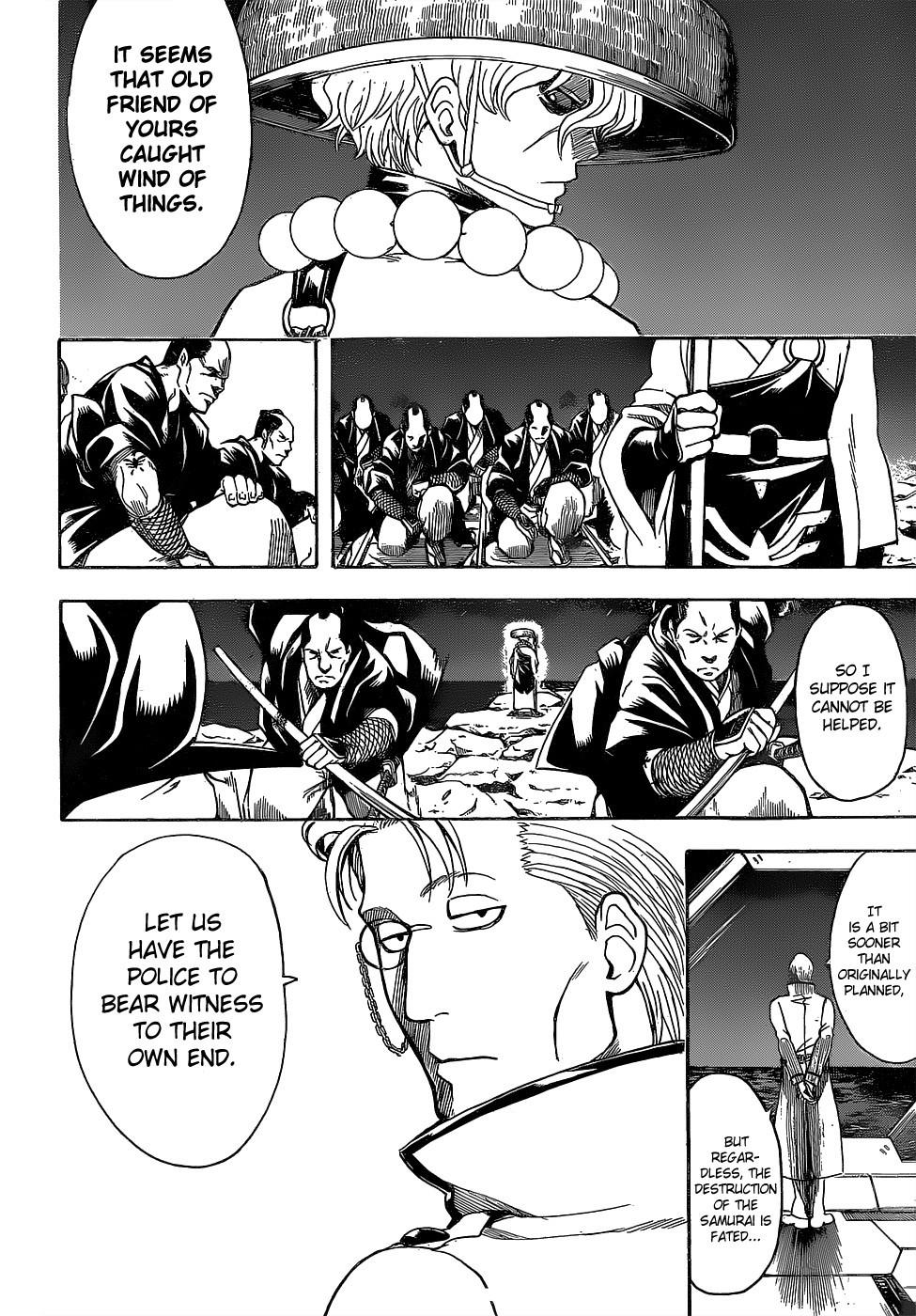 Gintama Chapter, 532 image 012
